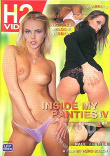 Inside My Panties 4 Box Cover