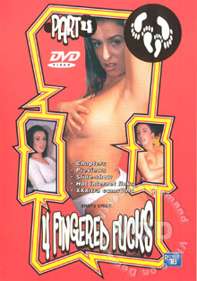4 Fingered Fucks Part 4 Box Cover