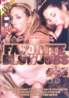 Favorite Blowjobs #45 Box Cover