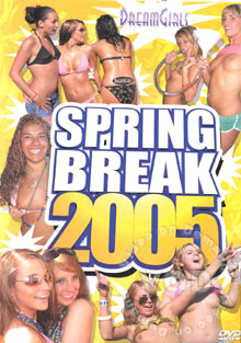 Spring Break 2005 Box Cover