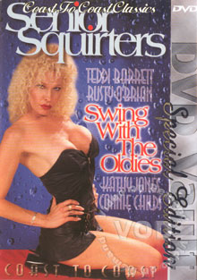 Senior Squirters Swing with the Oldies Box Cover