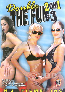 Double The Fun 2 On 1 #3 Box Cover