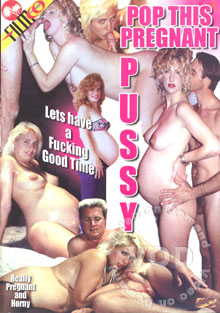 Pop This Pregnant Pussy Box Cover