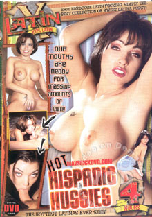Hot Hispanic Hussies Box Cover
