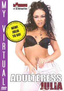My Virtual Adulteress Julia Box Cover