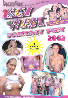 Key West Fantasy Fest 2002 Box Cover