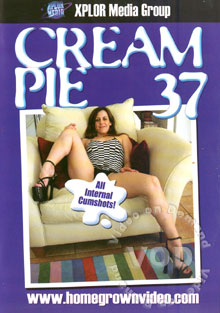 Cream Pie 37 Box Cover