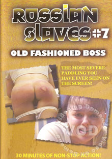 Russian Slaves #7 - Old Fashioned Boss Box Cover