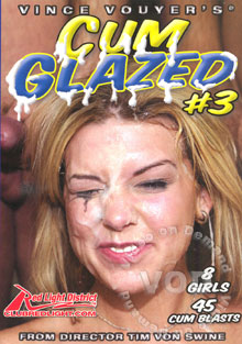 Cum Glazed #3 Box Cover