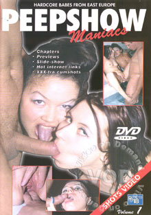 PeepShow Maniacs Box Cover