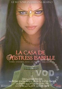 La Casa De Mistress Isabelle Box Cover
