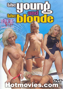 The Young And The Blonde Box Cover