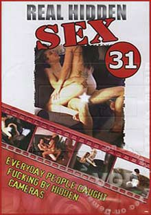 Real Hidden Sex 31 Box Cover