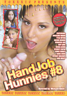 Hand Job Hunnies #8 Box Cover