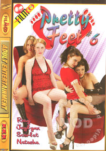 Pretty Feet #6 Box Cover