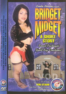 Bridget The Midget - A Short Story Box Cover