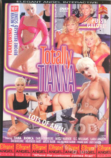 Totally Tianna Box Cover