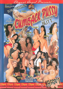 The Cream of Cumback Pussy - Nothing Butt... Box Cover