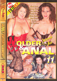 Older & Anal #11 Box Cover