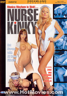 Nurse Kinky Box Cover