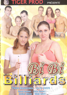 Bi Bi Billiards Box Cover