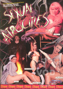 Sexual Atrocities Box Cover