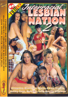Interracial Lesbian Nation 2 Box Cover