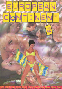 European Cuntinent 2 Box Cover