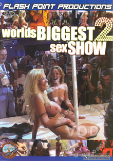 Worlds Biggest Sex Show 2 Box Cover