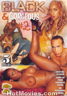 Black & Gorgeous #2 Box Cover