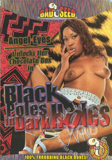 Black Poles In Dark Holes Box Cover