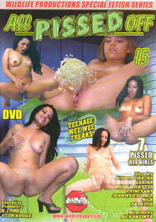 All Pissed Off 15 Box Cover - Login to see Back