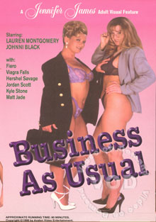 Business As Usual Box Cover