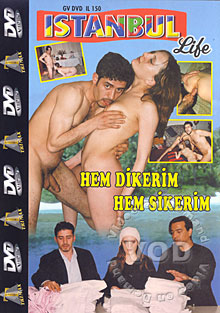 Istanbul Life - Hem Dikerim Hem Sikerim Box Cover