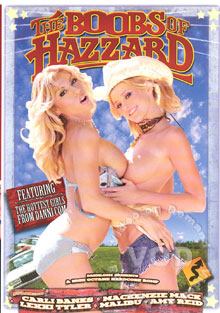 The Boobs Of Hazzard Box Cover