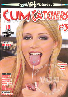Cum Catchers #3 Box Cover