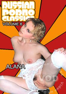 Russian Porno Classics Volume 6 Box Cover