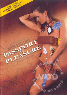 Passport To Pleasure Box Cover