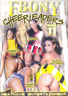 Ebony Cheerleaders Vol. 11