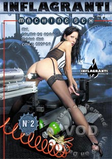 Machine Sex No. 2 Box Cover
