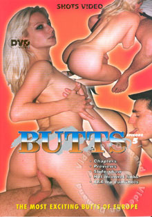 Butts Episode 5 Box Cover