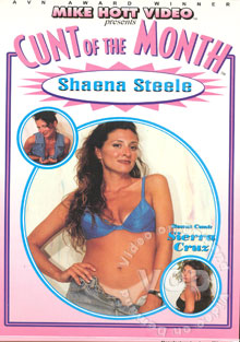 Cunt Of The Month Shaena Steele Box Cover