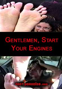 Gentlemen, Start Your Engines Box Cover