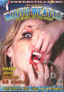 Mouth Meat III Box Cover