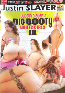 Big Booty White Girls III Box Cover