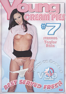 Young Cream Pies #7