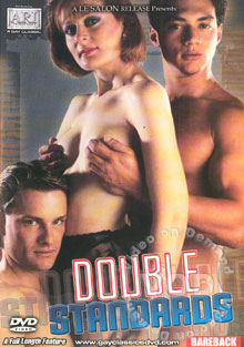 Double Standards Box Cover