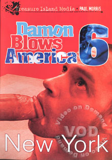 Damon Blows America 6 - New York