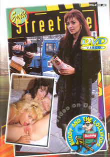 Erotic Street Life - Buddy And The Lollipops Box Cover