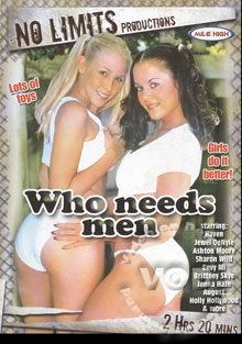 Who Needs Men Box Cover